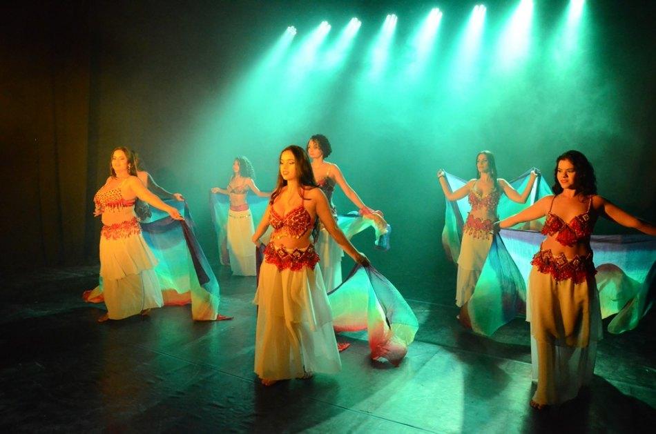 Inscrições para Curso de Dança do Ventre para crianças de 3 a 12 anos iniciam no próximo dia 09