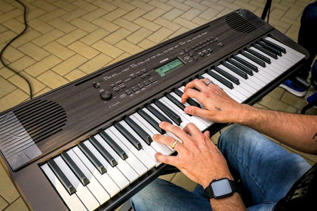 Assistência Social recebe doação de novos instrumentos musicais pela Empresa Suzano