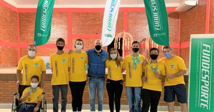 Paratletas conquistam medalhas nas Paralímpiadas Escolares e TL tem representante na fase nacional