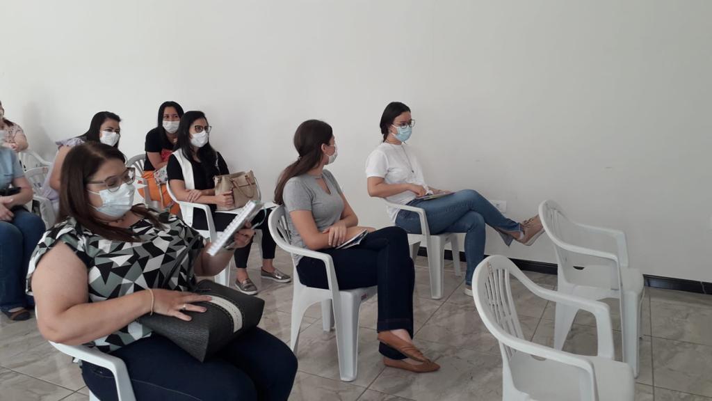 SMS promove capacitação de enfermeiros para atendimento de crianças