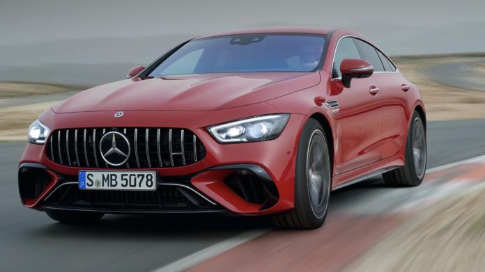 Militec mostra como funciona a nova Mercedes-AMG GT 63 S