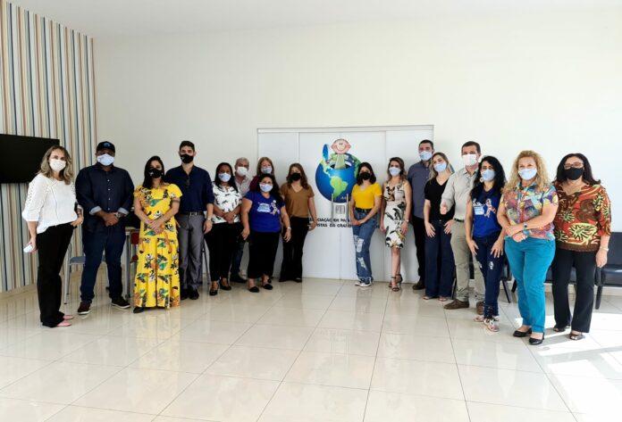 Vereadores e Secretários de Três Lagoas estudam projeto de clínica escola para autistas