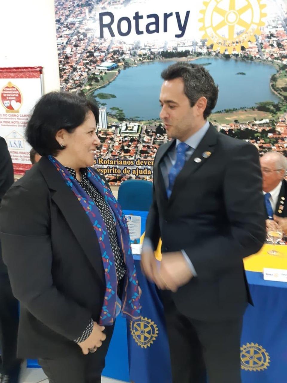 Solenidade marca posse do novo Presidente do Rotary Club de Três Lagoas e seu Conselho Diretor