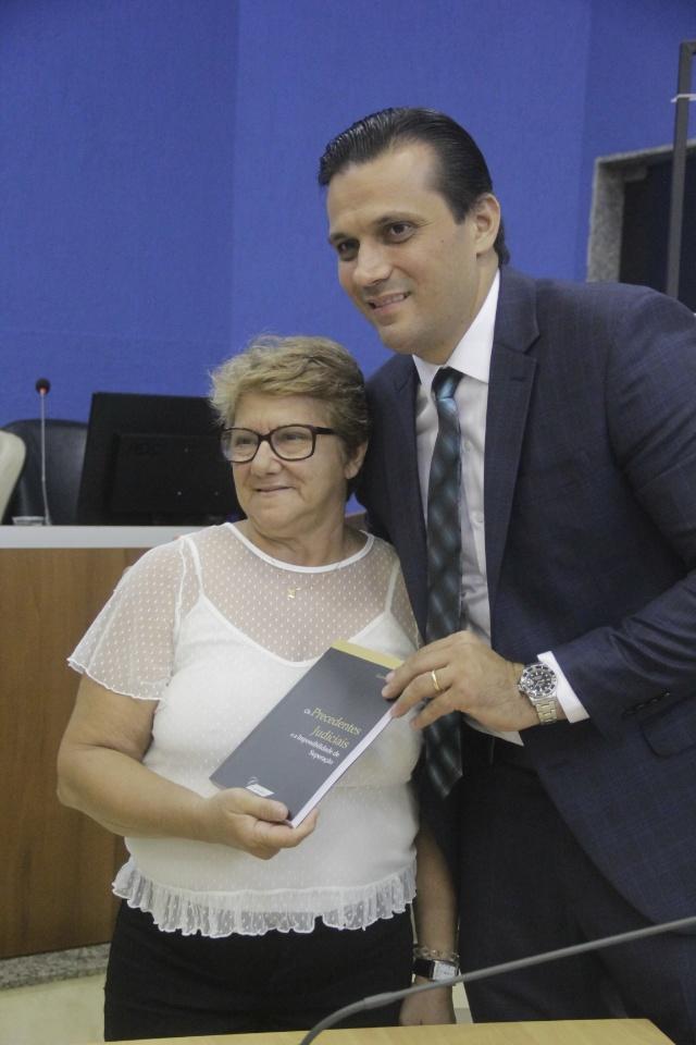 Desembargador de Justiça do MS faz palestra em lançamento de livro do Dr. Gustavo Gottardi
