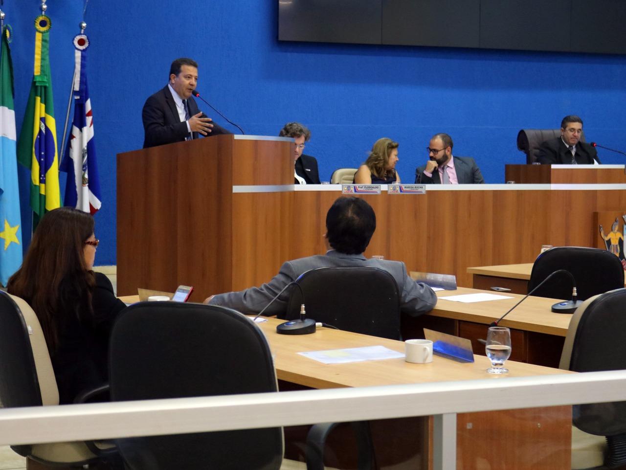 Tonhão retornará a Câmara após Luciano Dutra pedir exoneração do cargo