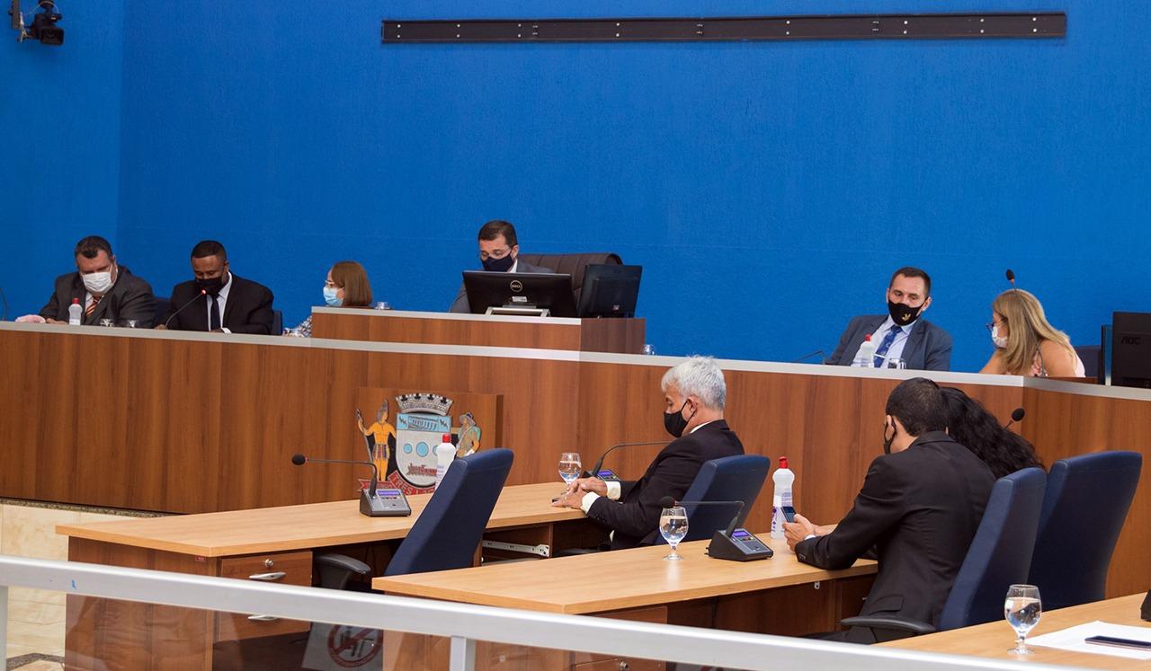 Sessão Ordinária Câmara Municipal
