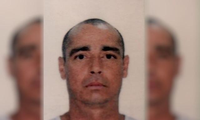 A vítima de 38 anos de idade identificada como Nélio Marques de Lima. Foto: Divulgação.