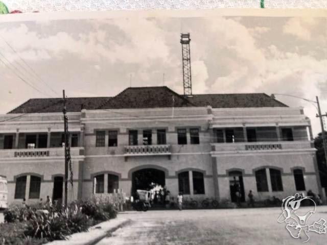 Antiga estação da NOB,Rádio Caçula